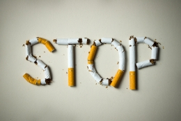 NEED SOME HELP TO QUIT SMOKING ?